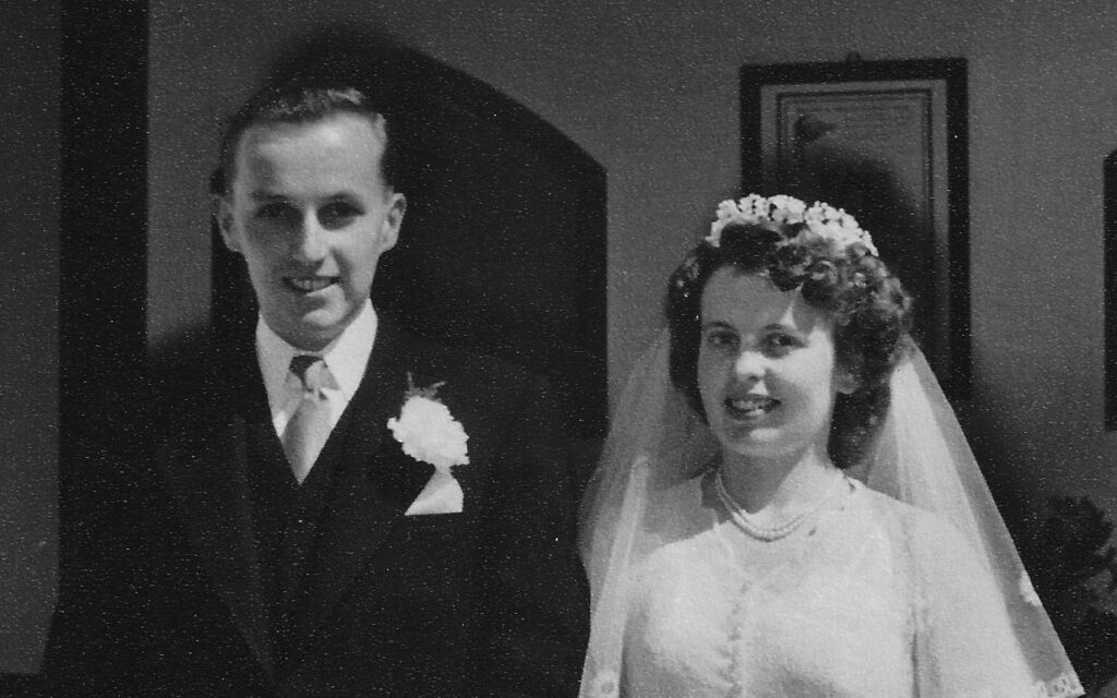 Ron and Ella Wedding